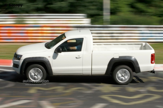 vw amarok single cab petrol engine coming to australia. Black Bedroom Furniture Sets. Home Design Ideas