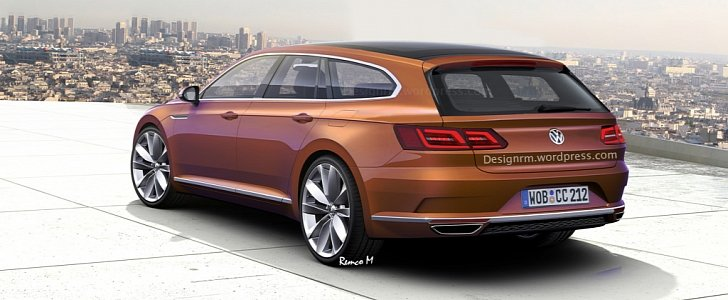 Vw Arteon Shooting Brake Might Happen Not Inspired By Cls HD Wallpapers Download free images and photos [musssic.tk]