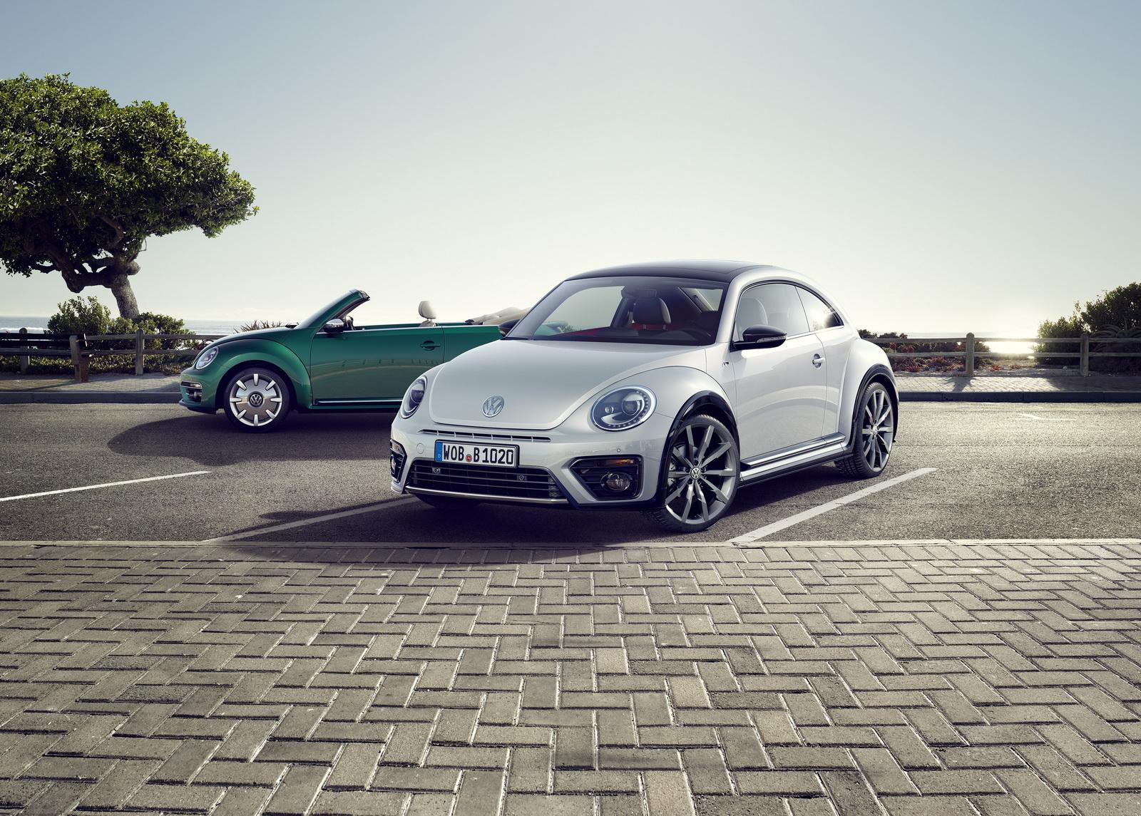 11 Photos 2017 Volkswagen Beetle