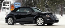 VW Beetle Convertible Coming to 2012 LA Auto Show