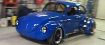 VW Beetle GTO Sleeper Uses Mitsubishi 3000GT Engine [Videos]