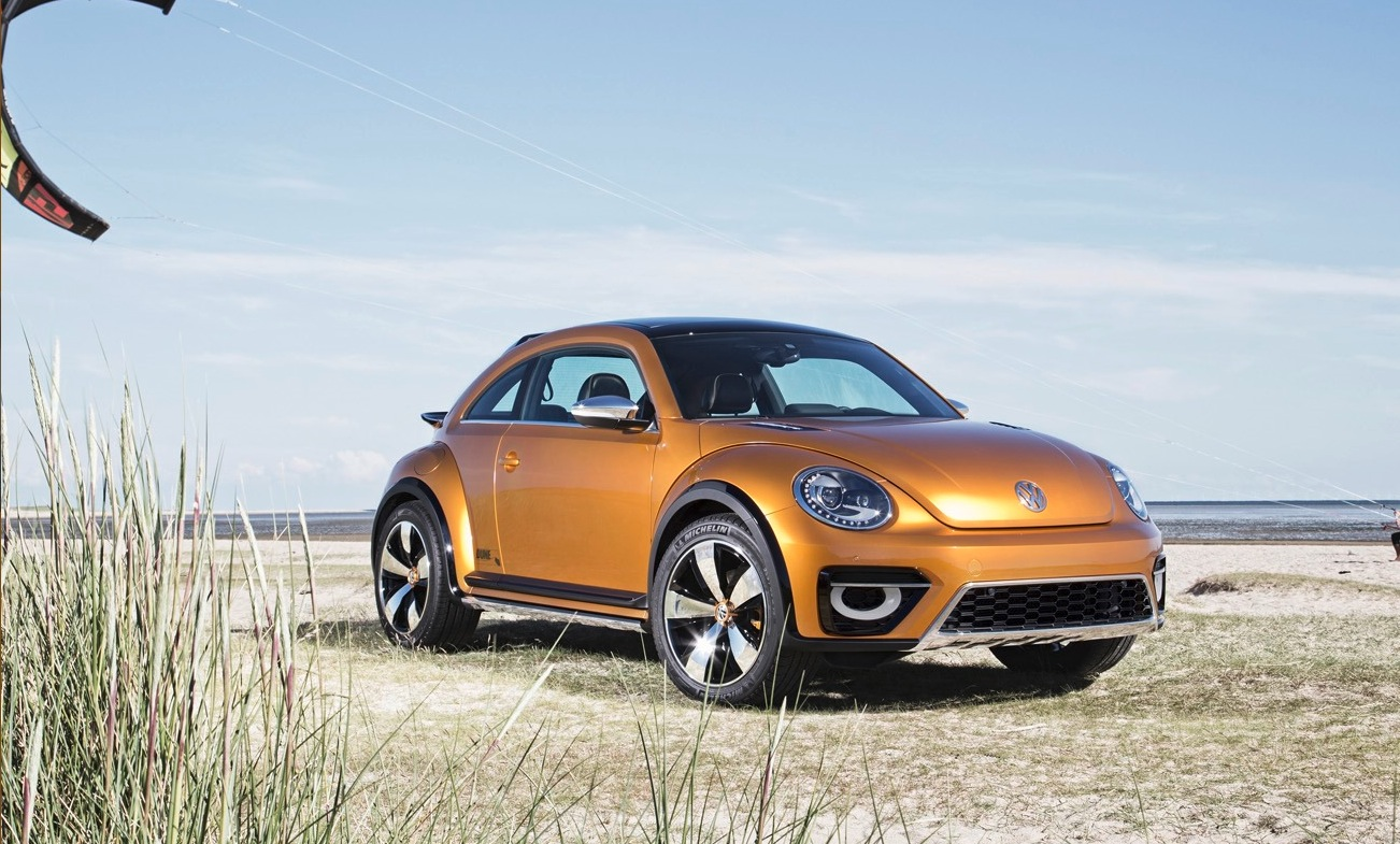 vw beetle suv coming in 2019 with hybrid and allroad versions autoevolution. Black Bedroom Furniture Sets. Home Design Ideas