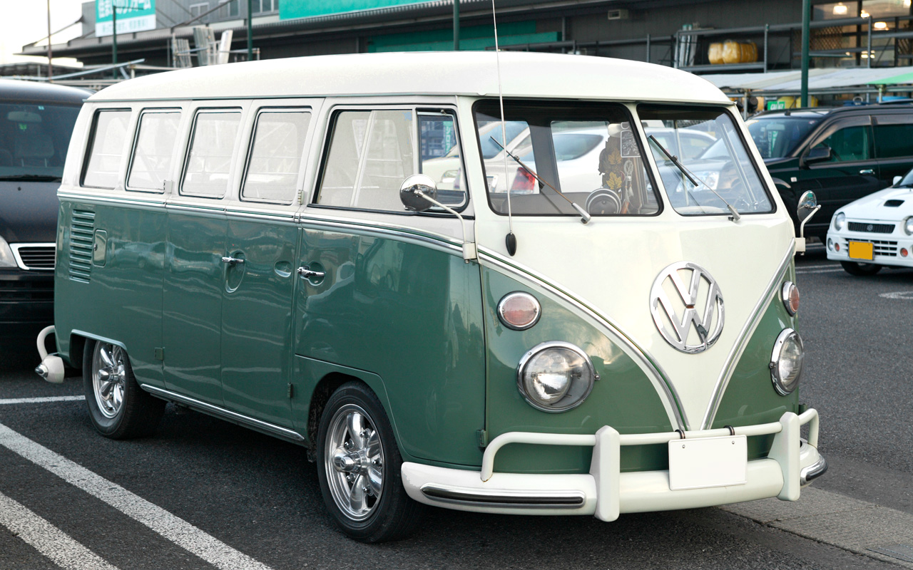 Vw Bus Stolen 35 Years Ago Returns To Owner