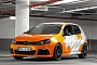 VW Gold R Electrified by Cam Shaft [Photo Gallery]