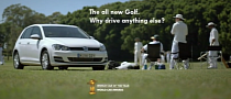 VW Golf 7 Australian Commercial: Why Drive Anything Else? [Video]