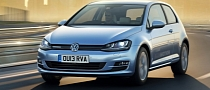 VW Golf 7 BlueMotion 1.6 TDI Acceleration Test [Video]