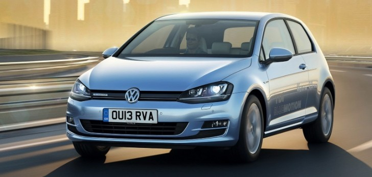 vw golf 7 bluemotion 1 6 tdi acceleration test autoevolution. Black Bedroom Furniture Sets. Home Design Ideas