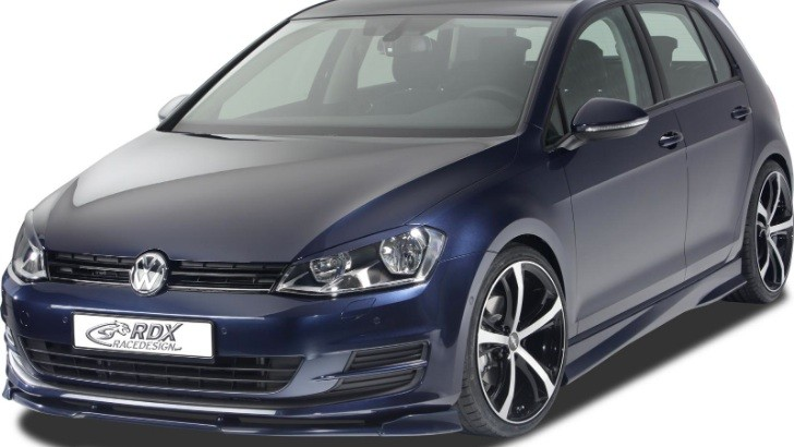 VW Golf 7 Gets Body Kit from RDX [Photo Gallery]