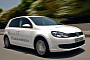 VW Golf blue-e-motion Takes on 2011 RAC Future Car Challenge
