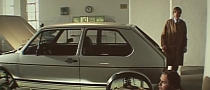 VW Golf GTI Edition 35 Time Machine Visits 1976 Original [Video]