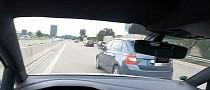 VW Golf GTI Has a Very Casual Autobahn 149 MPH Crash