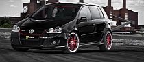 VW Golf GTI Mk V Tuned by Schmidt Revolution
