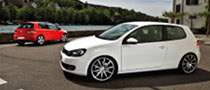 VW Golf VI-based Sportec Golf SC200