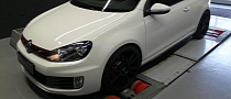 VW Golf 6 GTI ECU Remap by mcchip-dkr