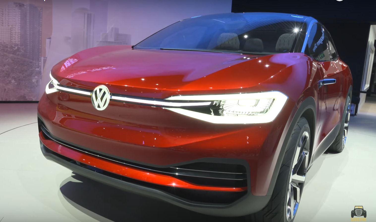 vw i d crozz ii revealed looks like the best volkswagen crossover ever autoevolution. Black Bedroom Furniture Sets. Home Design Ideas