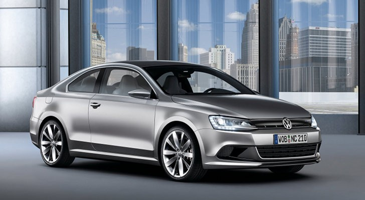 VW Jetta Coupe Will Not Enter Production