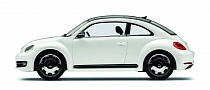 VW Launches New Beetle and Up! Scale Models