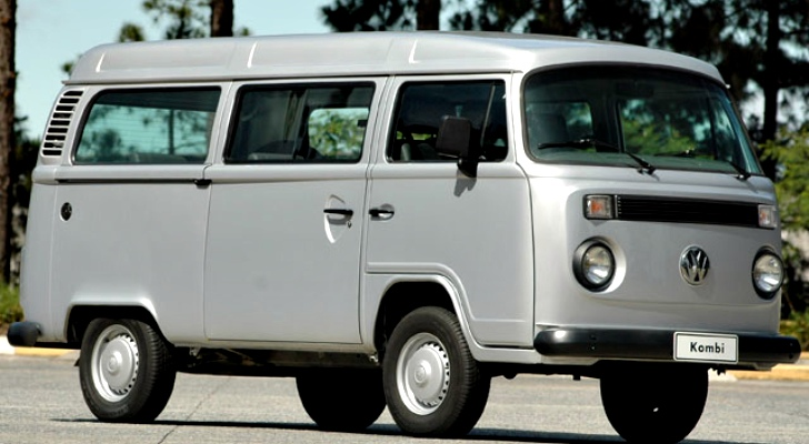 VW Microbus Finally Go...