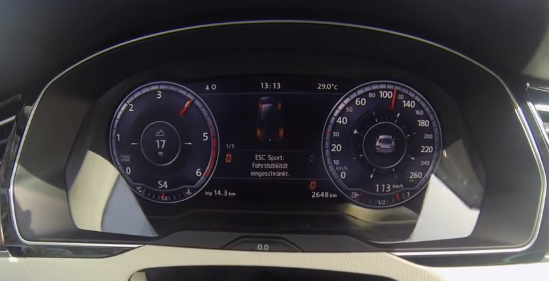 Vw Passat B8 2 0 Bitdi 240 Hp Acceleration Test Very