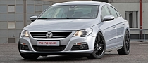 VW Passat CC Tuned by MR Car Design [Photo Gallery]