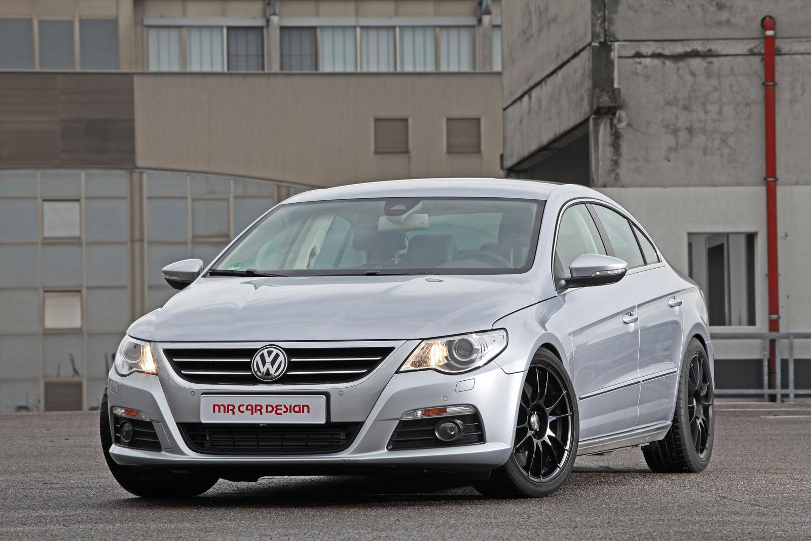 Vw Passat Cc Tuned By Mr Car Design Autoevolution