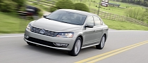VW Passat Named 2012 Car of the Year by Motor Trend at LA Show