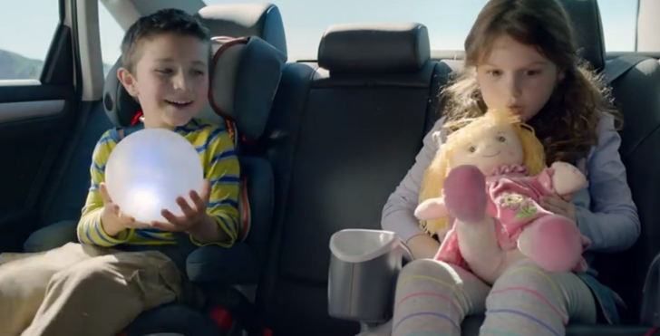 VW Passat TDI Clean Diesel Commercial: Toys [Video]