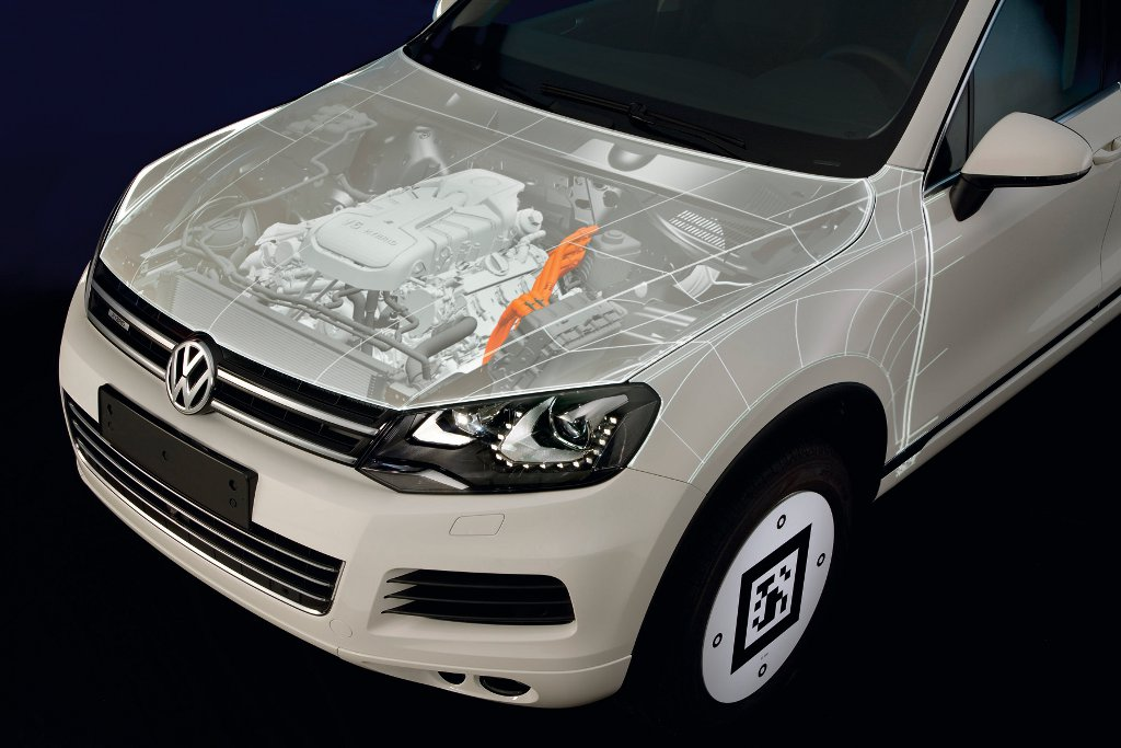 Vw Personnel Trained In Augmented Reality Autoevolution