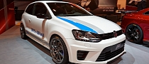 VW Polo R WRC by ABT at Essen 2013 [Live Photos]