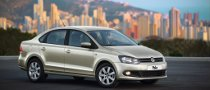 VW Polo Saloon, World Premiere in Moscow