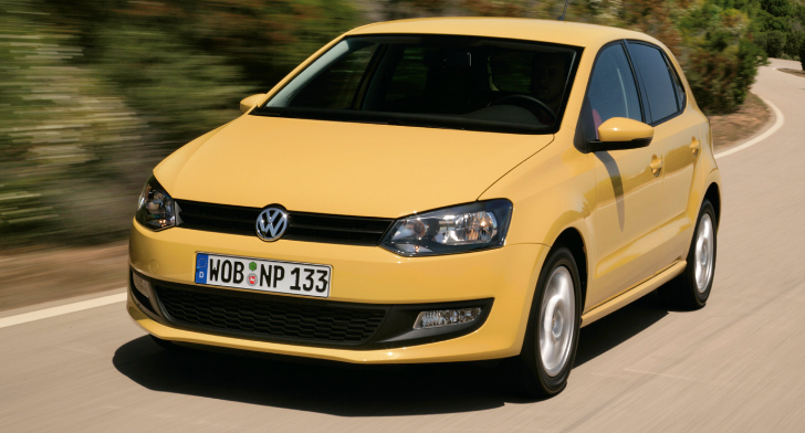 VW Polo to Reportedly Get 1.0-liter Engine from Up!