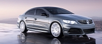 VW Preparing Golf CC for 2015