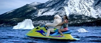 VW Promotes the Beetle Convertible with Abominable Snowman Ad [Video]