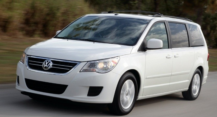 VW Routan Continuing As Fleet-Only Vehicle in 2013