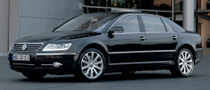 VW Rushes Phaeton's Return to the U.S.
