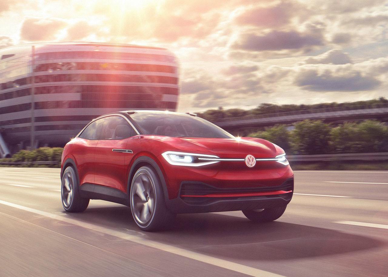 VW ID Crozz Electric Crossover SUV: Design, Release >> Vw S I D Crozz Electric Crossover Launch Might Skip Ahead One Year