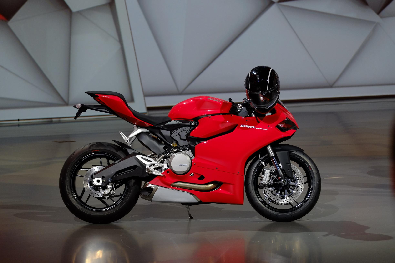 VW eyes possible sale of motorbike brand Ducati