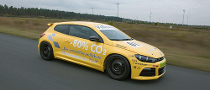 VW Scirocco R Cup as DTM Partner Series