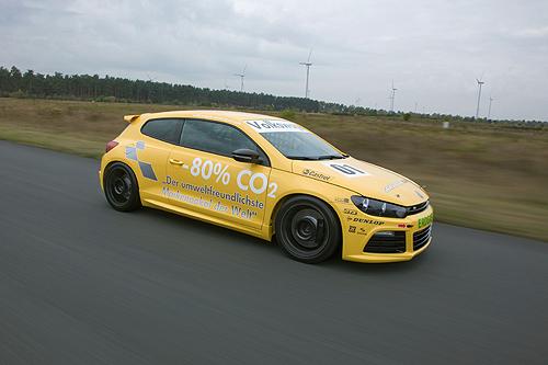 VW Scirocco R Cup as DTM Partner Series - autoevolution