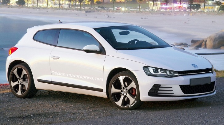 VW Stops Scirocco R Production, Facelift Coming with 300 ...