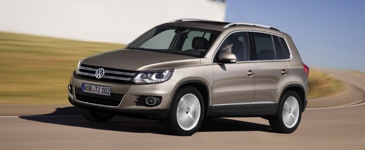 Vw Tiguan Gets New 2 0 Tdi Diesels With 150 And 184 Hp