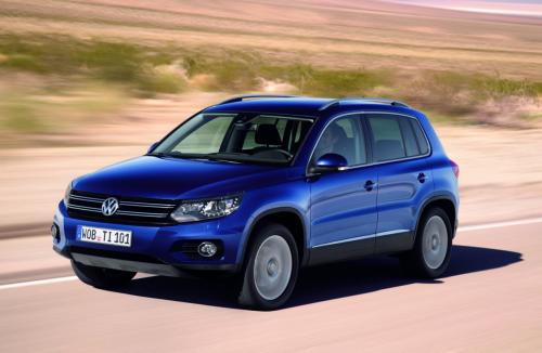 VW Tiguan TDI Not Coming to US Until 2015  autoevolution