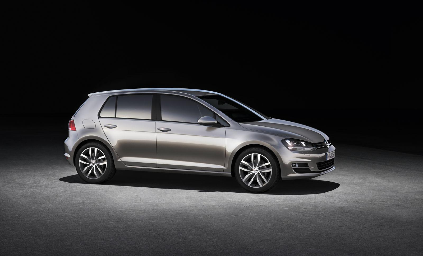 vw to build golf vii in mexico in first quarter of 2014 autoevolution. Black Bedroom Furniture Sets. Home Design Ideas