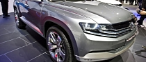 VW Touareg CC Coming in 2015