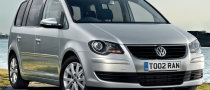 VW Touran Match Launched on the British Market