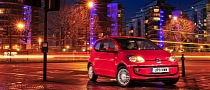 VW Up! Enters UK Market at £7,995