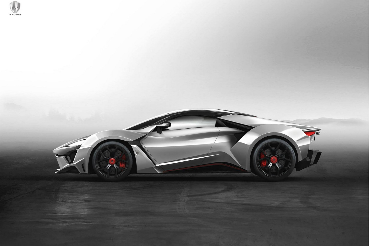 W Motors Fenyr >> W Motors Fenyr Supersport Is The Middle East S Idea Of A Hypercar