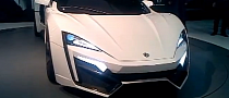 W Motors Lykan Hypersports Revealed in Qatar [Video]