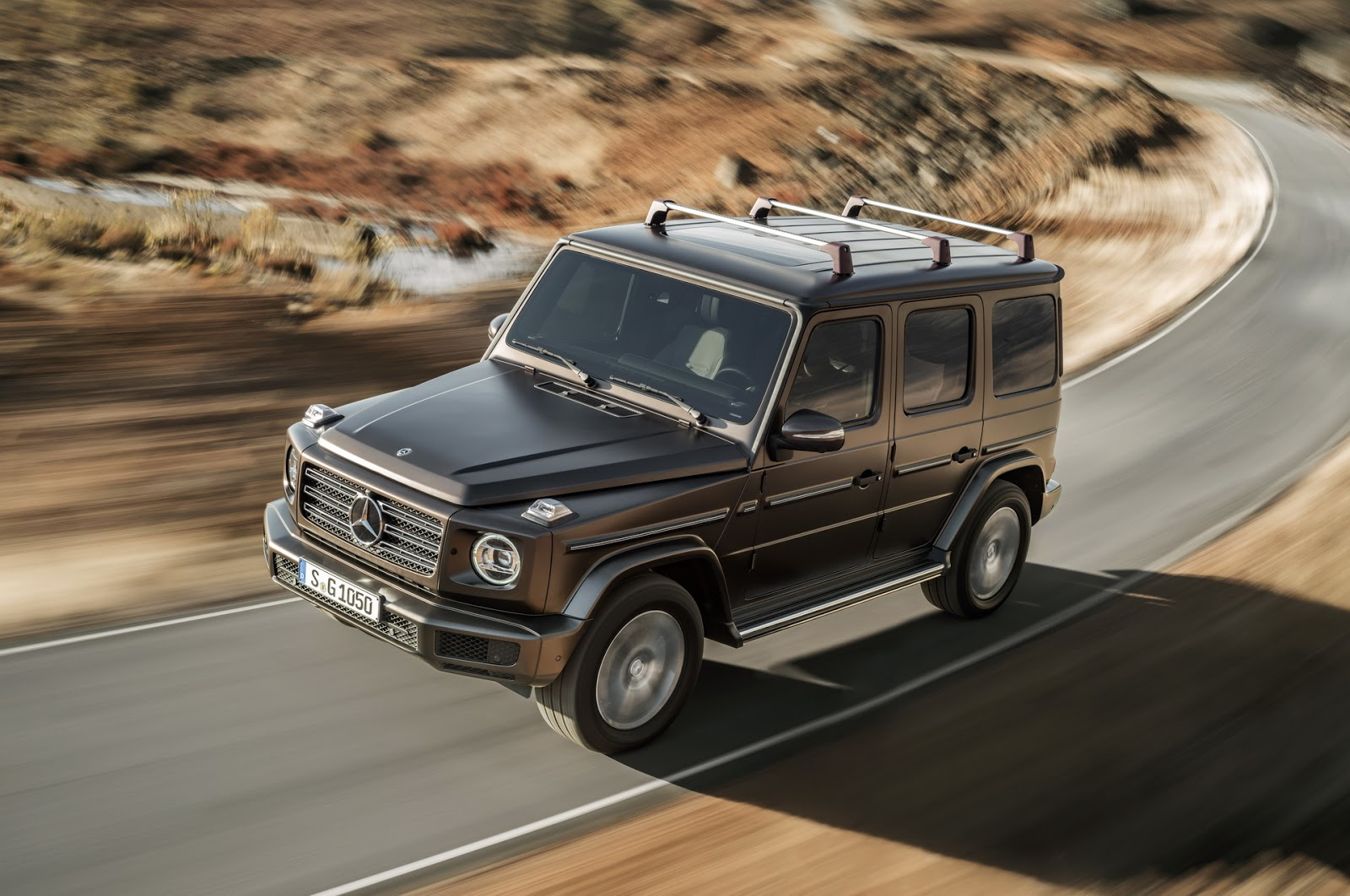 W464 G Class To Gain Mercedes Amg G63 Variant At 2018 Geneva Motor
