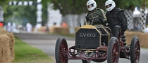 Wacky Races at Goodwood 2013